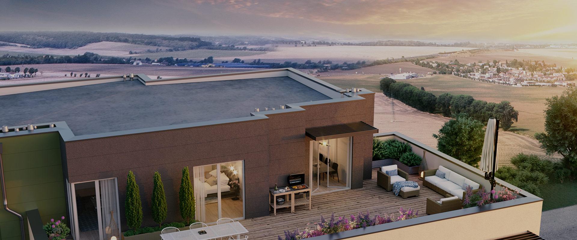 Přivítejte bydlení snů – vyberte si jeden z moderních bytů a začněte konečně žít naplno!